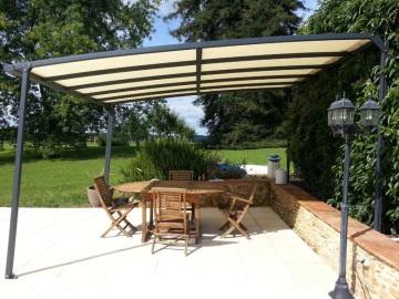 verandabel veranda gers pergola. Black Bedroom Furniture Sets. Home Design Ideas