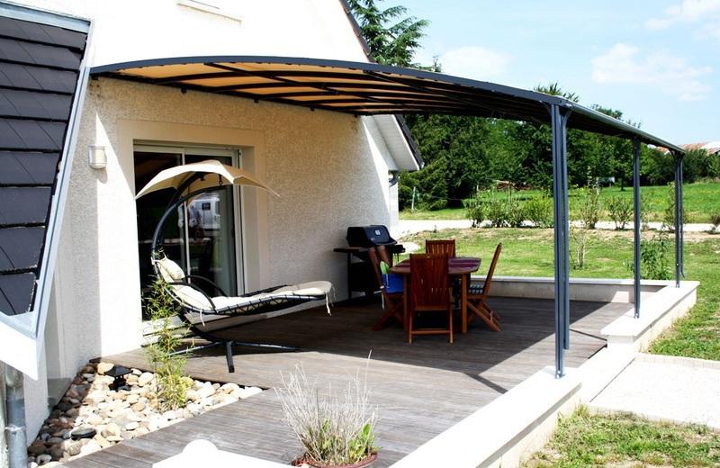 Verandabel veranda gers pergola for Pergola design alu